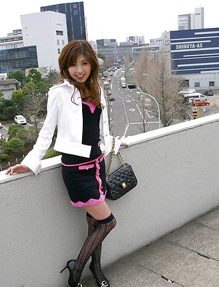 Naughty Nanase Is A Pro At Modeling And Fucking