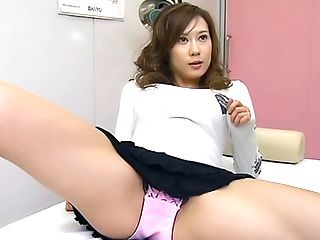 Beautiful MILF gets banged hard by the doctor