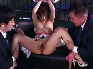 Yuuka Tachibana naughty Asian milf is addicted to sucking cock