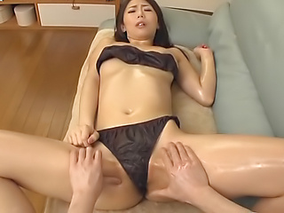 Shinoda Ayumi enjoys the feeling of dick in her cunt