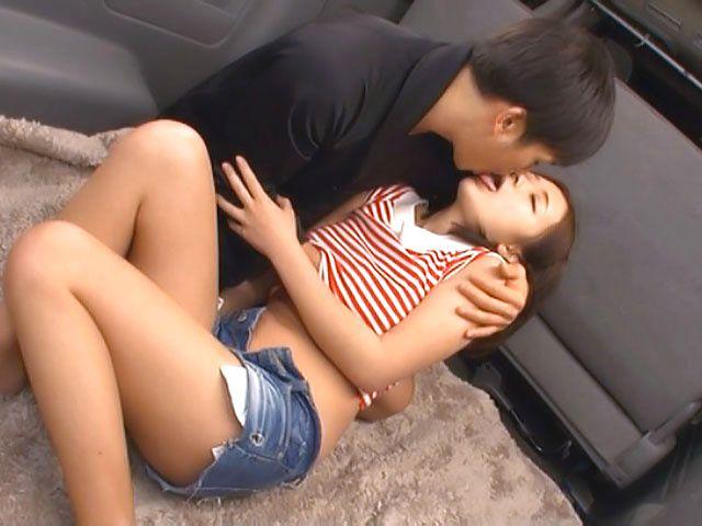Beautiful Amateur babe Kanno Sayuki loves sex