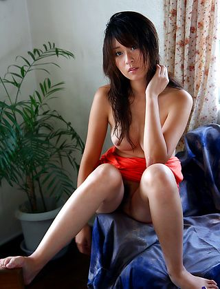 Risa Misaki Lovely Japanese Babe Is One Hot Little Gal