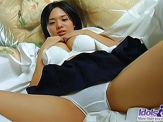 Sora Aoi Lovely Asian Model Enjoys Showing Off Her Hot Body