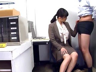 Lustful aoi stroking her pussy on cam 5