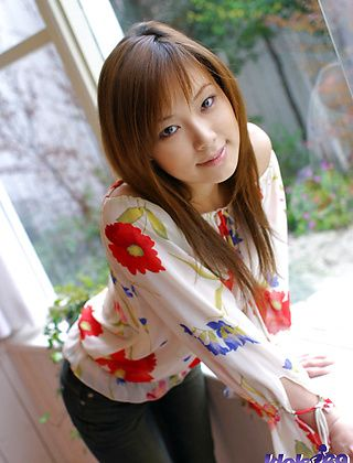 Yua Is A Hot Japanese Model Who Likes Dressing Like A babe On Camera