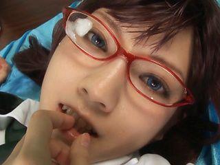 Sana Japanese model enjoys cosplay