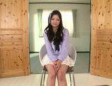 Fascinating long-haired model Kokomi Suzuki gives head picture 12