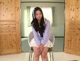 Fascinating long-haired model Kokomi Suzuki gives head picture 7
