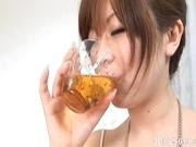 Rio Hamasaki Naughty Asian babe Gives A Great Blowjob