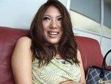 Aya Matsuki Pretty Asian beauty shows off her hot ass picture 13