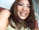 Aya Matsuki Pretty Asian beauty shows off her hot ass picture 15