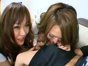 Japanese AV models give a hot blowjobasian wet pussy, asian girls}
