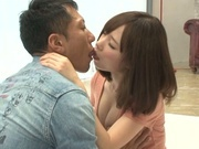Fingering scene with filthy Nao Fujimoto