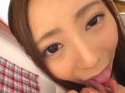 Naughty teen Yuu Asakura likes having deep sex