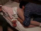 Beautiful teen nurse Tsubomi gets mouthful of hot cum picture 14