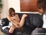 Ai Kurosawa Naughty Asian babe Gets A Fuck And A Facial