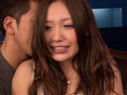 Arousing asian babe Nana Konishi gets hard fucked