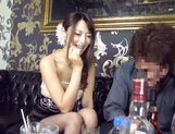 Sexy dress guarantees wild sex for Japanese AV Model picture 11