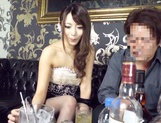 Sexy dress guarantees wild sex for Japanese AV Model picture 12