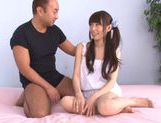 Nice teen chick Minami Hirahara deep penetration picture 5
