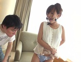 Dirty group fuck adventure with Mizutani Kokone