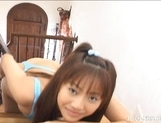 Izumi Yamaguchi Naughty Asian babe Shows Off Her Hot Pussy picture 11