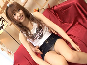 Aisaki Kotone Horny Japanese Doll Plays With Her Pussyasian schoolgirl, young asian}