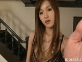 Mei Haruka Naughty Asian babe Enjoys Sucking Big Cock On Dates picture 10