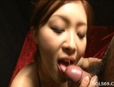 Suzuka Ishikawa Horny Japanese Gets A Huge Cock Down Her Throat