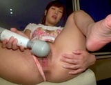 Horny Yukino Kawai uses vibrator for joycute asian, japanese sex, hot asian pussy}