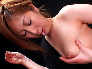Makoto Amano Hot Asian babe Knows How To Give A Blowjob