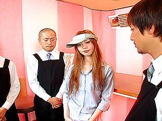 Ryo Odagiri Naughty Asian Babe Shows Off Her Hot Body