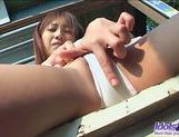 Izumi Yamaguchi Hot Asian Babe Fingers Her Tight Pussyhot asian pussy, asian babe, cute asian}