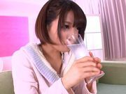 Nice teen Mayu Kamiya is an amazing sex fiend