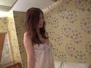 Kinky Asian milf Natsumi Shiraishi deepthroats horny guys