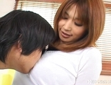 Ai Kurosawa Hot Japanese Tramp Enjoys Lots Of Cock picture 11