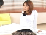 Ai Kurosawa Hot Japanese Tramp Enjoys Lots Of Cock picture 15