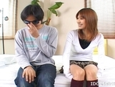 Ai Kurosawa Hot Japanese Tramp Enjoys Lots Of Cock