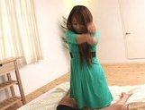 Mini Kousaka Asian doll is fucked in different positions