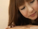 Aisaki Kotone Naughty Asian Teen Is A babe Who Enjoys Creampie Endings picture 7