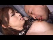 Keito Miyazawa Asian doll rides a hard cock