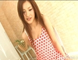 Suzuka Ishikawa Naughty Asian babe Enjoys Lots Of Cock In Any Position picture 12