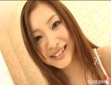 Suzuka Ishikawa Naughty Asian babe Enjoys Lots Of Cock In Any Position picture 7