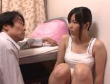 Pretty Asian Haru Sasaki headfuck and doggystyle picture 6