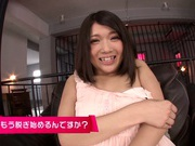 Solo masturbation adventure with naughty Kokoha Mizuki