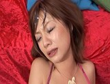 Ayame Sakura Watch The Hot Asian babe Getting A Vibrator In Her Pussycute asian, asian babe}