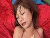Ayame Sakura Watch The Hot Asian babe Getting A Vibrator In Her Pussyasian ass, cute asian}