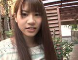 Ai Nikaidou Asian chick gets pussy fingered picture 15