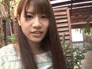 Ai Nikaidou Asian chick gets pussy fingered