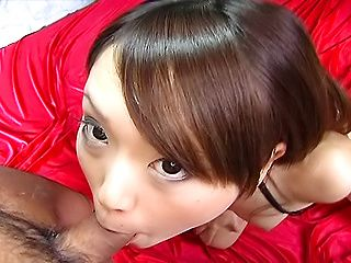 Yuri Kousaka Asian Teen Can Give Amazing Head